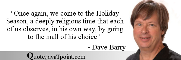 Dave Barry 2445