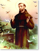 Francis of Assisi Image 1