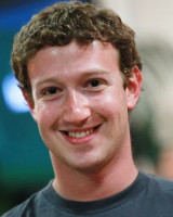 Mark Zuckerberg Image 1