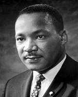 Martin Luther King Jr Image 1