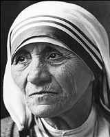 Mother Teresa Image 1